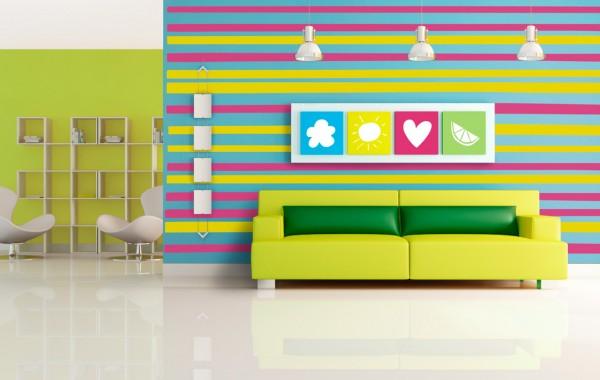 Pinta tus paredes con la Pintura Agatha Ruiz de la Prada