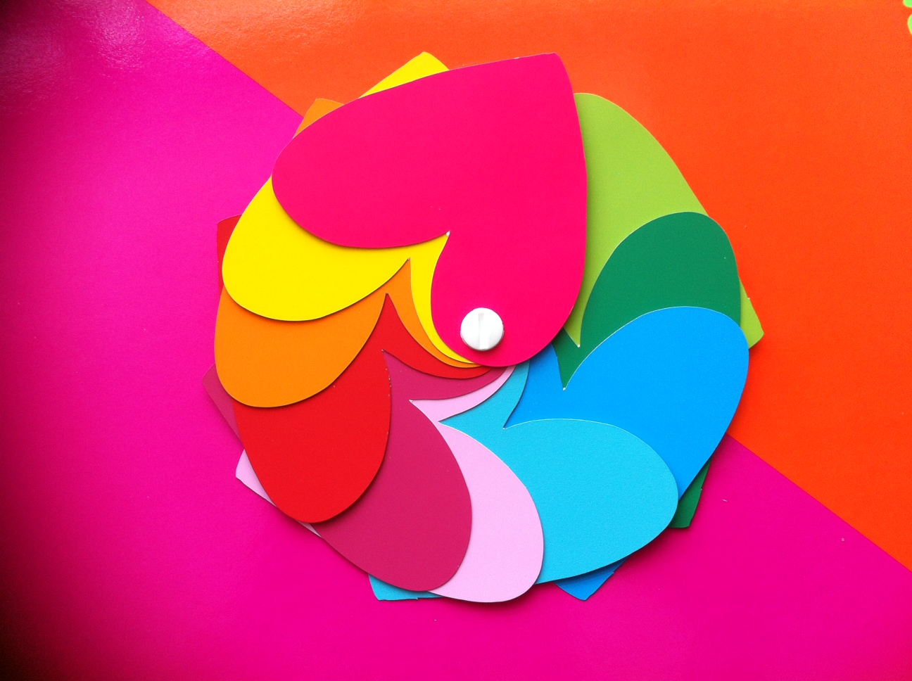 Carta de colores de la pintura agatha ruiz de la prada jafep for De colores de colores