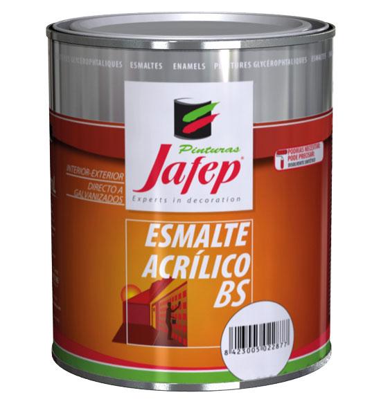 Esmalte acr lico bs pinturas jafep - Pintura esmalte acrilico ...