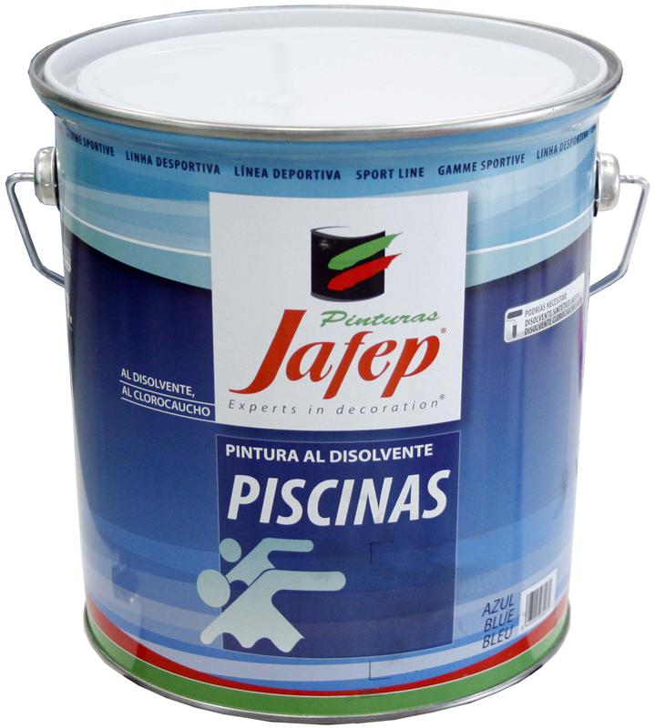 Piscinas clorocaucho pinturas jafep for Pintura piscina clorocaucho
