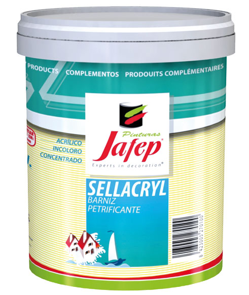Sellacryl barniz y fijador acr lico penetrante pinturas for Fijador de pintura