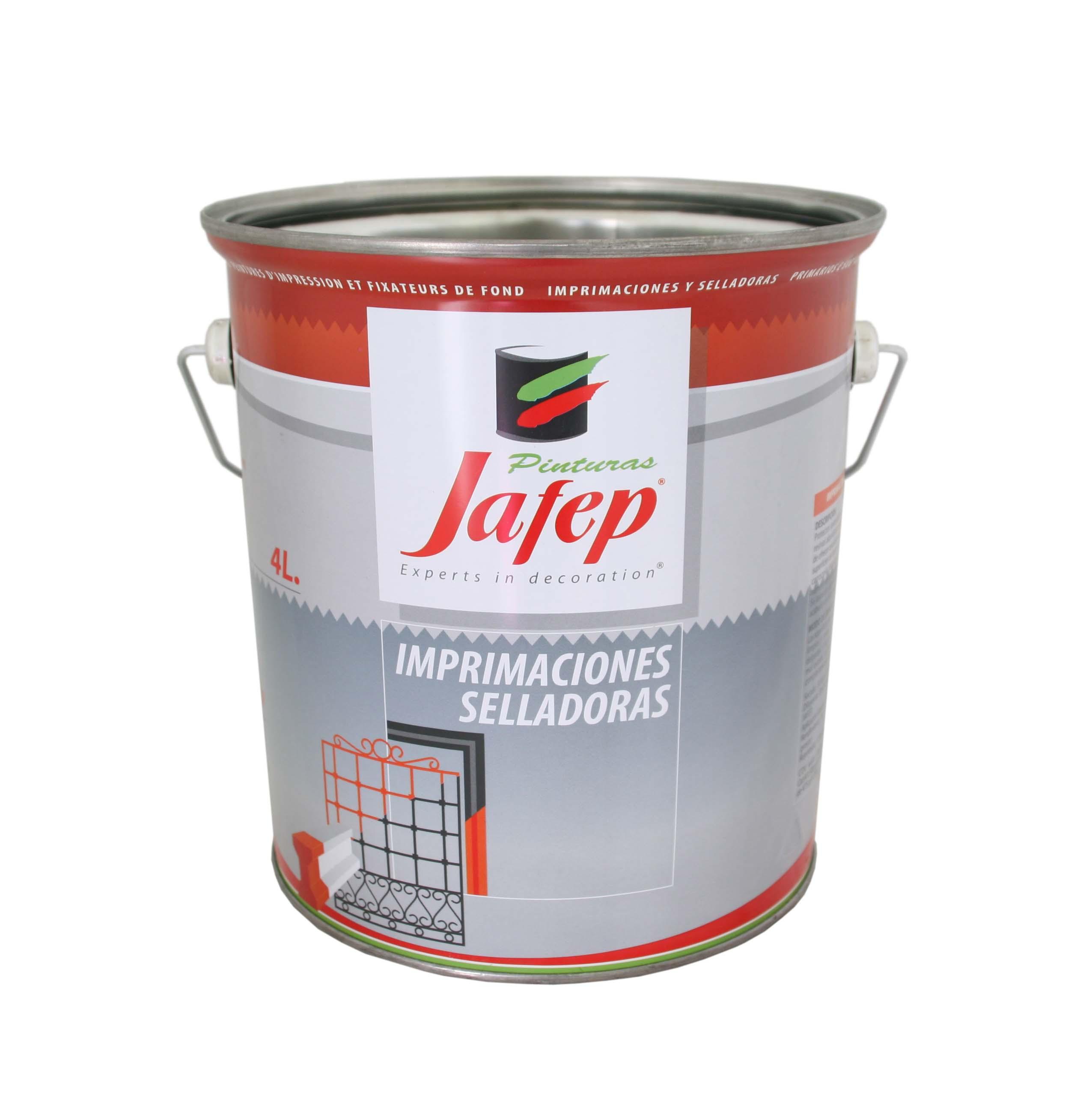 Imprimaci n antioxidante pinturas jafep - Pintura satinada blanca ...