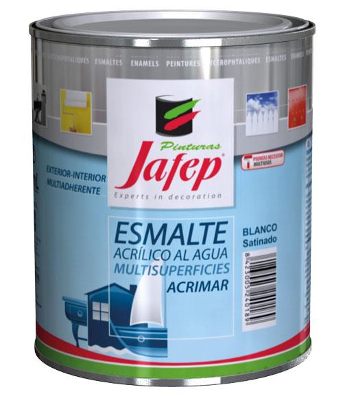 Esmalte acr lico acrimar pinturas jafep - Pintura esmalte acrilico ...