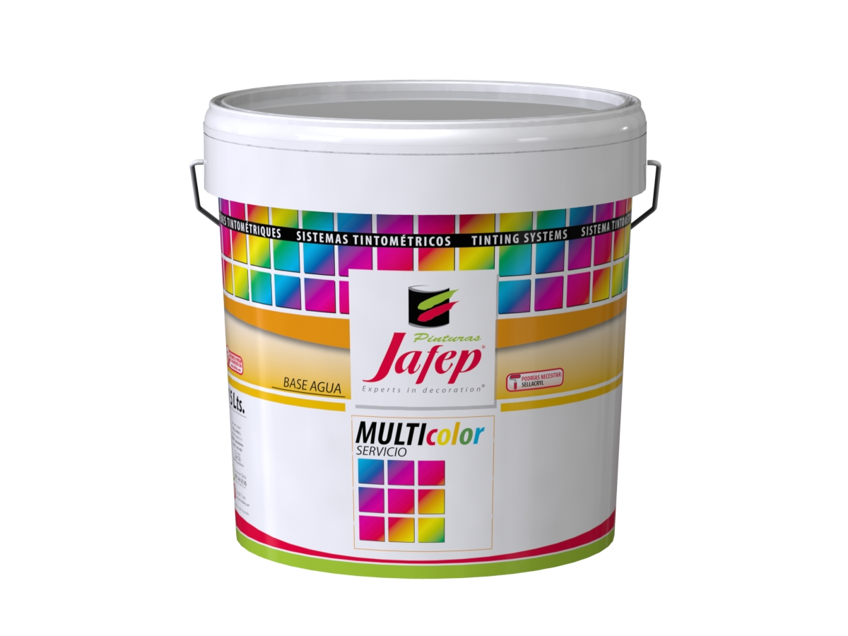 Bases para pintura pl stica mate interior exterior procoplas p d tr pinturas jafep - Pintura plastica interior ...