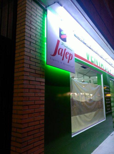 Nuevo distribuidor de Pinturas Jafep en Fuensalida