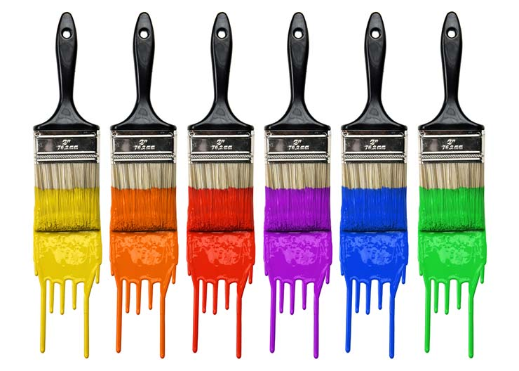 la metamería en el color de las pinturas