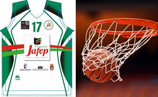 Pinturas Jafep patrocinador baloncesto EBA LA RODA