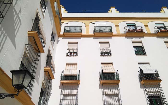 productos Jafep para la rehabilitación de fachadas de edificios