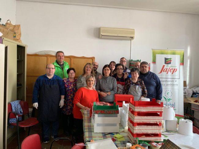 Donación de Pinturas Jafep a la Asociación AMAR | Compromiso Jafep